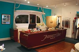 Custom Bars & Counters - Jarrett Bay Boatworks