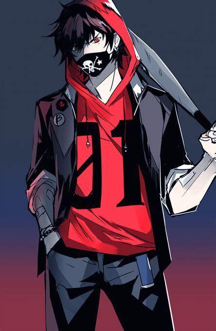 𝓛𝓲𝓷 Anime Boys Dark Anime Dark Anime Guys Cool Anime