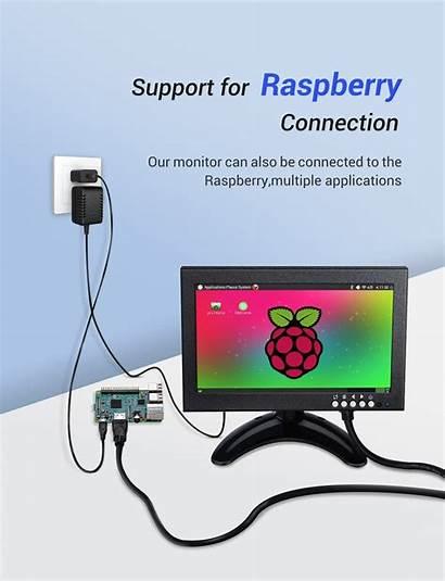 Ips Monitor Hdmi Input Lcd Portable Eyoyo