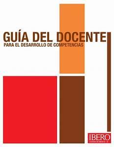 Guia Del Docente Para El Desarrollo De Competencias Ibero