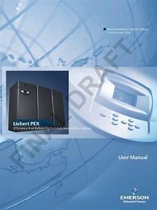 100630 Liebert Pex 2 User Manual