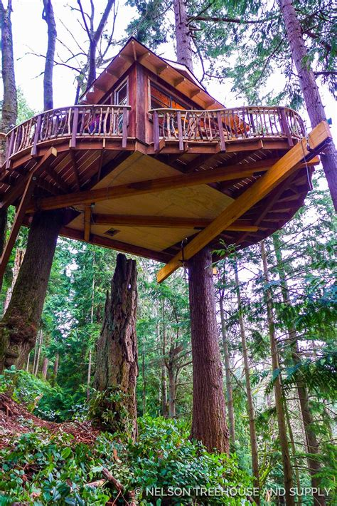treehousefriday sky pirate hideout cool tree houses tree house designs tree house