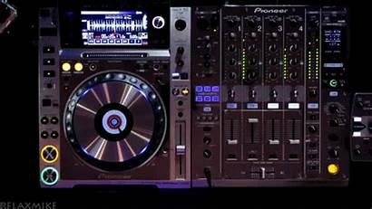 Mixer Dj Animated Mix