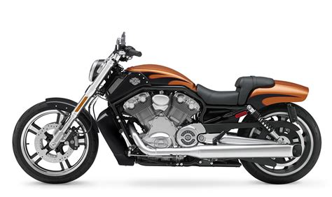 2014 Harley Davidson V-rod Muscle Review