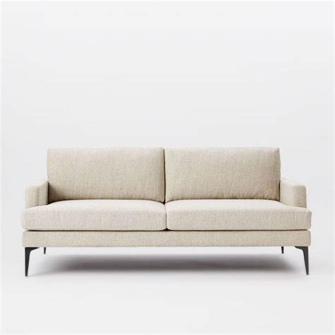 Comfortable Apartment Sofa by Reviewed The Most Comfortable Sofas At West Elm Sofas