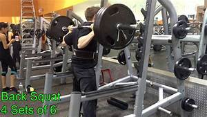 Power-building Leg Workout