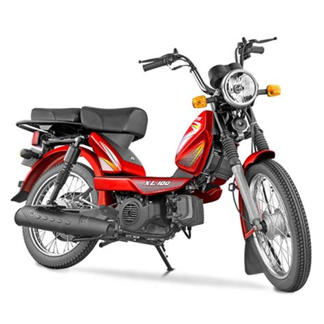 tvs xl 100 motorcycle price in bangladesh and specification