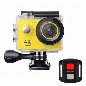 Manual Guide To Action Camera 4k H9r
