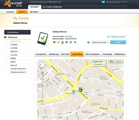 avast mobile security update major update for avast mobile security