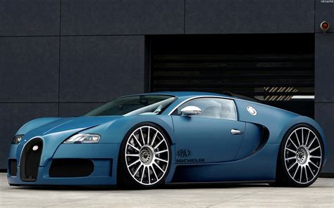 Bugatti Veyron With Cool Wheels #bugatti Www.yours-cars.eu