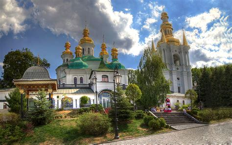 wallpaper hd kiev pechersk lavra monastery kiev ukraine