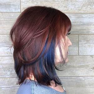 Brown Hair With Light Ash Highlights 25 Prettiest Hair Highlights For Brown Red Hair