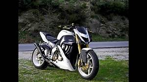 Kawasaki Zx10 Streetfighter