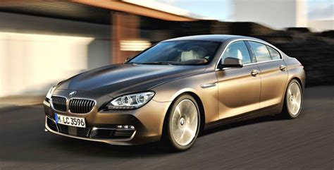 bmw  series gran coupe revealed kelley blue book
