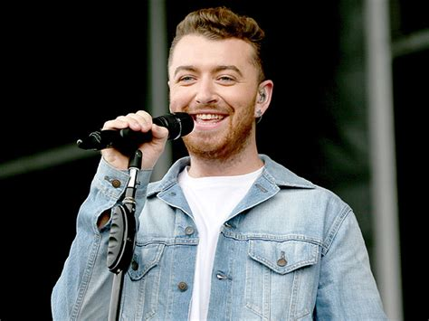 Sam Smith On Struggling To Find Healthy Food While On Tour