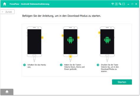 kontakte des android handys mit kaputtem display retten