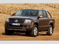 Volkswagen Amarok Ultimate Dual Cab 2011 AU Wallpapers