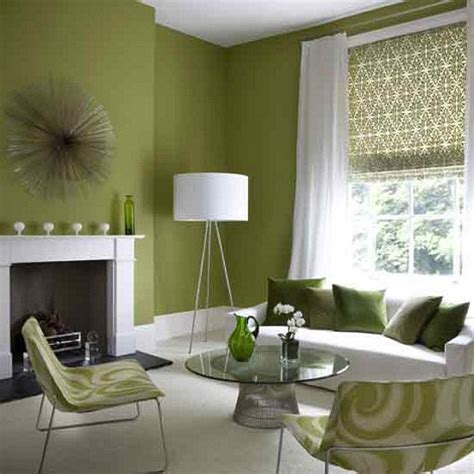 green livingroom for the home on 90 pins