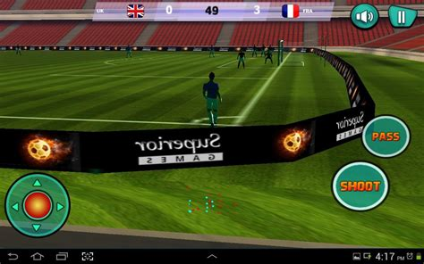 Play Football Games Online Driverlayer Search Engine