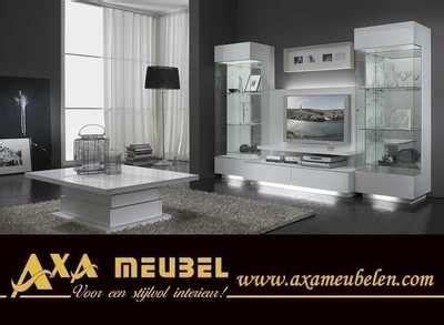 wohnzimmer kaufen günstige italienische hochglanz wohnwand axa möbel angebote in 2512cm möbel und haushalt