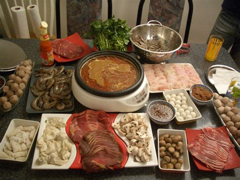 fondue vietnamienne cuisine asiatique pot