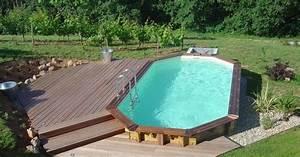 Comment aménager les alentours de sa piscine semi enterrée