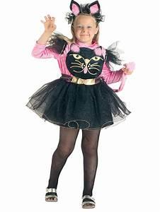 Deguisement Chat Fille : d guisement petit chat espi gle rose et noir fille deguise toi achat de d guisements enfants ~ Preciouscoupons.com Idées de Décoration