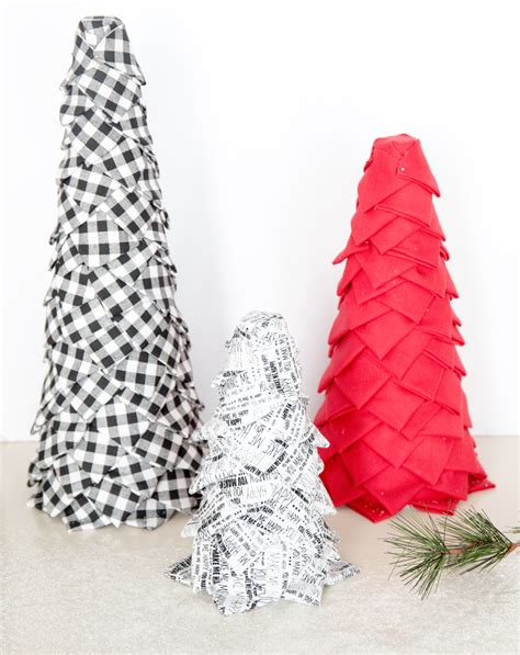 no sew quilted christmas trees simple simon and company