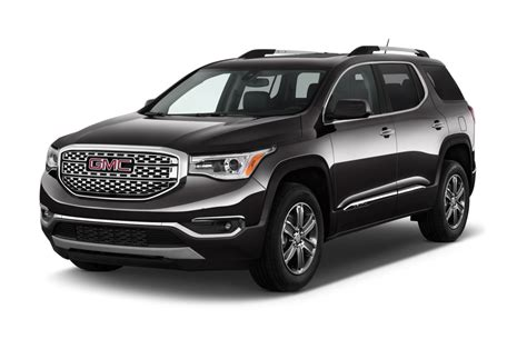 2017 Gmc Acadia Reviews And Rating