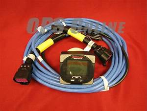 New Mercury Smartcraft Sc1000 System Monitor Kit 79 20 U0026 39  Harness 745061824911