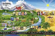 The Gospel Project For Kids Timeline Map
