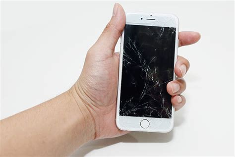 iphone 6 screen cracked новая технология избавит от проблемы разбитых дисплеев в