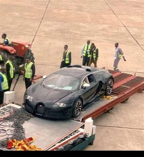 $21,000 is about 1.4 percent of the base veyron's $1.5 million. Zambian authorities confiscate ₦1.02b Bugatti Veyron, investigate owner's source of income ...