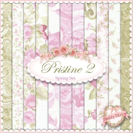 Shabby Chic Stoffe by Pretty Shabby Chic Fabric Fabrics