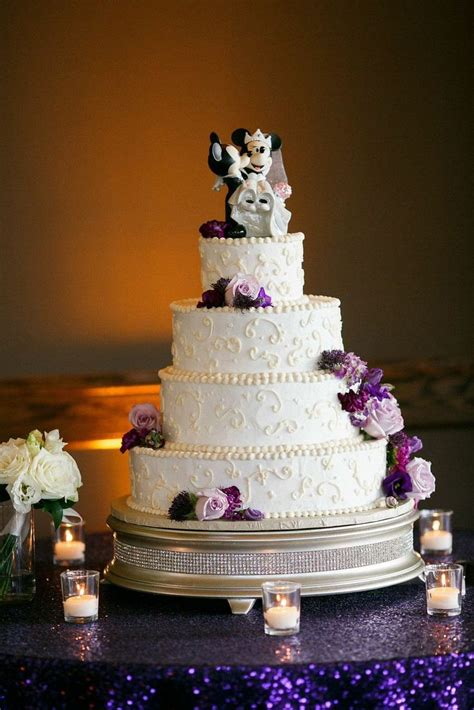 63 Best Images About Purple Wedding Cakes On Pinterest