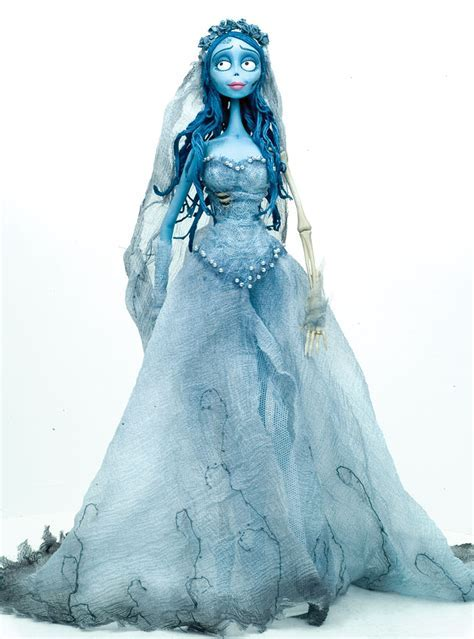 Corpse Bride Fashion Doll