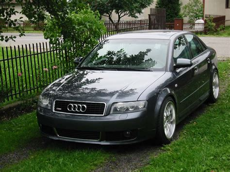 2004 Audi S4 B6 V8 Engine, 2004, Free Engine Image For