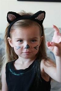 Maquillage Halloween Enfant Facile : 1001 id es cr atives pour maquillage pour enfants ~ Nature-et-papiers.com Idées de Décoration