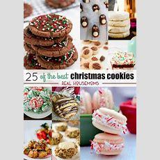 25 Of The Best Christmas Cookies ⋆ Real Housemoms