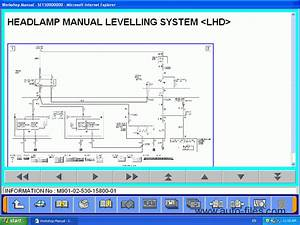 Mitsubishi L200  Kb   2007  Repair Manuals Download  Wiring Diagram  Electronic Parts Catalog