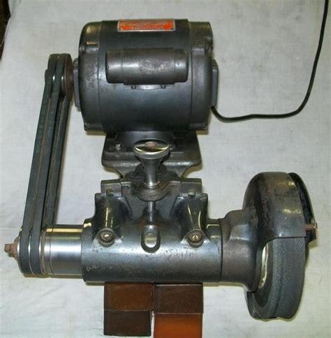 dumore tool post grinder hp