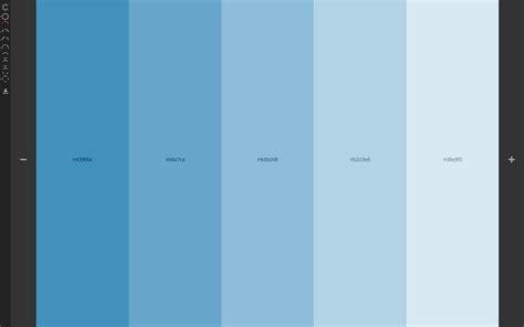 Sky Blue Color Palette   Home Design