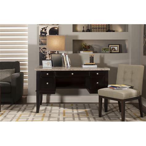 city furniture monark marble writing desk