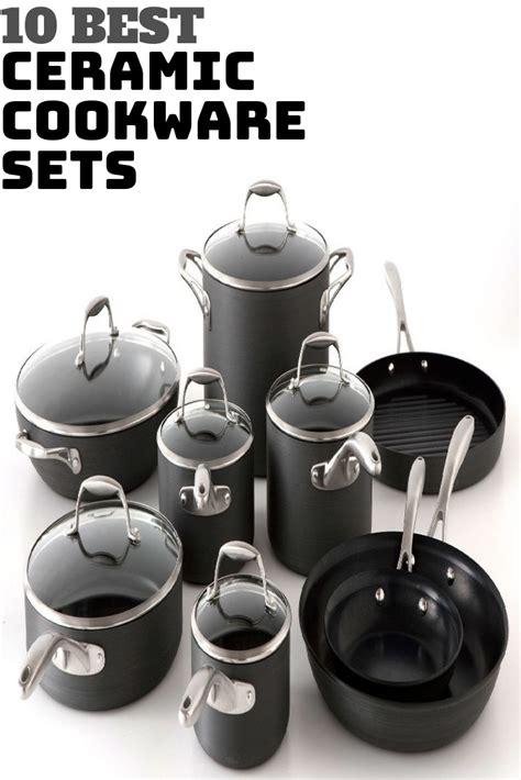 cookware ceramic iron cast pans pots