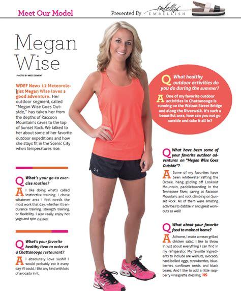 Meet Our Model – Megan Wise   HealthScope