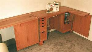 Woodwork Sewing Cabinets Plans Pdf Plans