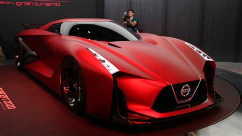 nissan concept  vision gran turismo top speed