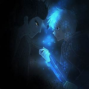 Pitch Dark and Jack Frost by AngelofHapiness on DeviantArt