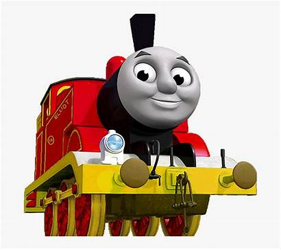 Thomas James Engine Tank Clipart Characters Friends