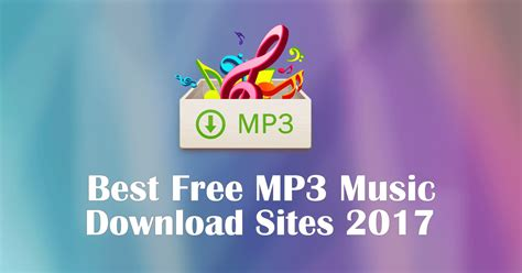 Download real 320kbps mp3 and flac music to your computer or smartphone for free. Best Free Music Download Sites with Free Mp3 Songs Download (June 2018)